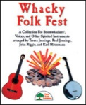 Whacky Folk Fest Book and CD
