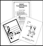 Flashcards - Clarinet