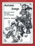 Autumn Songs - Orff Collection