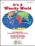 It's a Whacky World Book & CD
