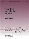 3 Hymn Improvisations for Organ