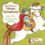 Beethoven's Heroic Symphony - Hardcover Book
