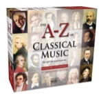 A to Z of Classical Music - 2-CD Set