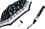 Keyboard with Notes Umbrella