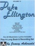 Jamey Aebersold Vol. 12: Duke Ellington (Bk/CD)