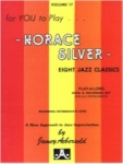 Jamey Aebersold Vol. 17: Horace Silver (Bk/CD)