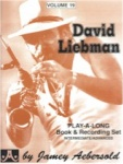 Jamey Aebersold Vol. 19: David Liebman (Bk/CD)