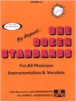 Jamey Aebersold Vol. 23: One Dozen Standards (Bk/CD)
