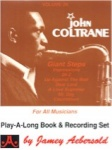 Jamey Aebersold Vol. 28 Book & CD - John Coltrane