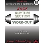"Jamey Aebersold, Vol. 30A: Rhythm Section ""Work-Out"" (Bk/CD)"