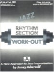 Jamey Aebersold Vol. 30B Book & CD - Rhythm Section Work-out BS/Drum