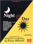 Jamey Aebersold Vol. 51 Book & CD - Night and Day