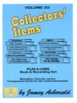 Jamey Aebersold Vol. 52 Book & CD - Collector's Items