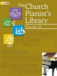 Church Pianist's Library, Vol. 15 - Sacred Piano