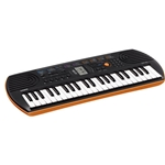 Casio SA-76 44 Key Mini Portable Keyboard