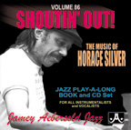 Jamey Aebersold Vol. 86 Book & CD - Horace Silver
