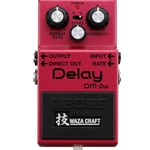 BOSS DM-2W Waza Craft Analog Delay Guitar Pedal