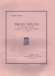 3 Pieces - Brass Septet - Score Only