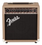 Fender Acoustasonic 15, Guitar Amplifier