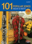 101 Popular Songs - Clarinet/CD