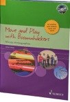 Move and Play with Boomwhackers Acitivity Book, CD/DVD