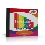 Boomwhacker Beatz: Song and Games CD-ROM