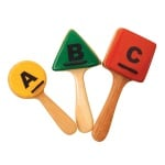 ABC & 123 Clappers