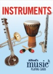 Music Playing Cards: Instruments