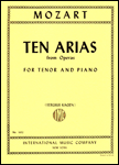 10 Arias - Tenor Voice and Piano