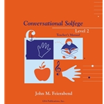 Conversational Solfege, Level 2 - Teacher
