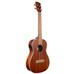 Kala KA-BE Satin Mahogany Series Baritone Ukulele with EQ
