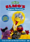 Elmo's Musical Adventure: The Story of Peter and the Wolf - DVD