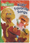 Sesame Street Kid's Favorite Songs - DVD