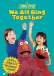 Sesame Street We All Sing Together - DVD