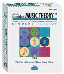Alfred's Essentials of Music Theory Ver. 2 Vol 1 - Student CD-ROM