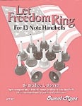Let Freedom Ring for 13 Note Handbells Book & CD