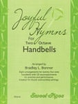 Joyful Hymns for Two Octave Handbells Book & CD