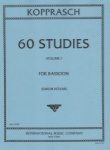 60 Studies, Vol. 1 - Bassoon