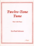 12-Tone Tune - Woodwind Duet and Piano