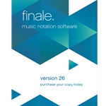 Finale Academic Version 26 - Notation Software