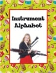 Instrument Alphabet Posters - Set of 27 Posters