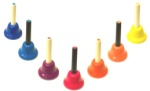 KidsPlay 7 Note Handbell Extension Set