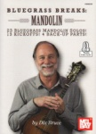 Bluegrass Breaks: Mandolin - Book/Online Audio
