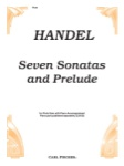 7 Sonatas and Prelude for Flute - Solo Part