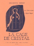 Histoires No. 8: La Cage de Cristal - Flute and Piano