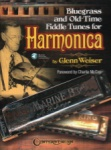 Bluegrass and Old-Time Fiddle Tunes for Harmonica (Book/Audio)
