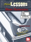 First Lessons in Blues Harmonica - Book/Online Audio