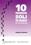 10 Progressive Soli for Drum Set