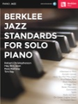 Berklee Jazz Standards for Solo Piano - Jazz Piano (Book/Audio)