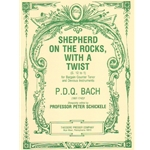 Shepherd on the Rocks, with a Twist - Bargain Counter Tenor and Devious Instruments